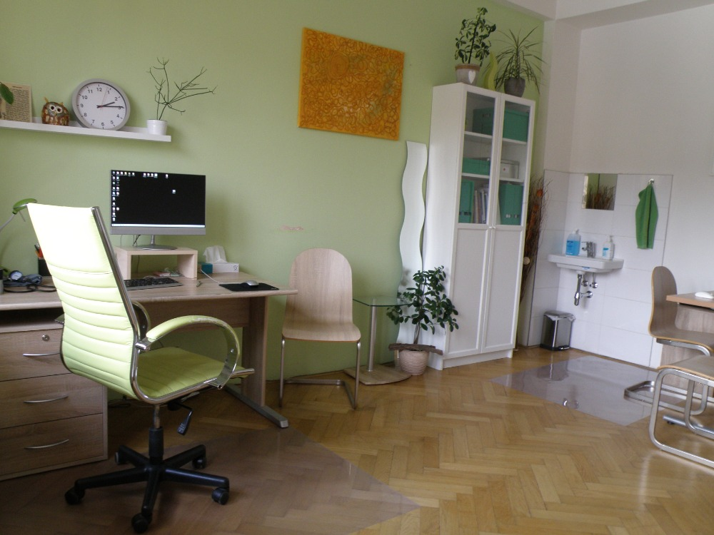General medical practice room
